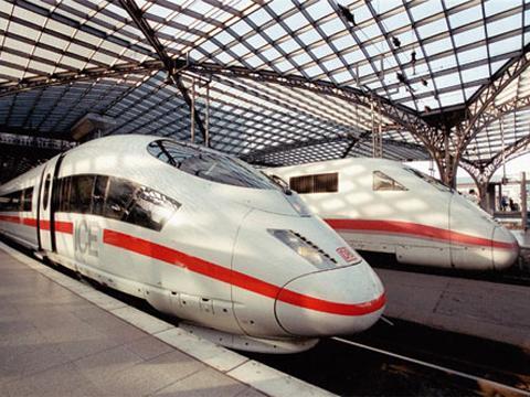 treni germania