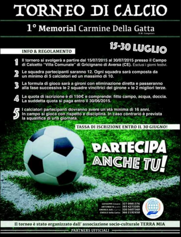 Gricignano - Torneo Della Gatta