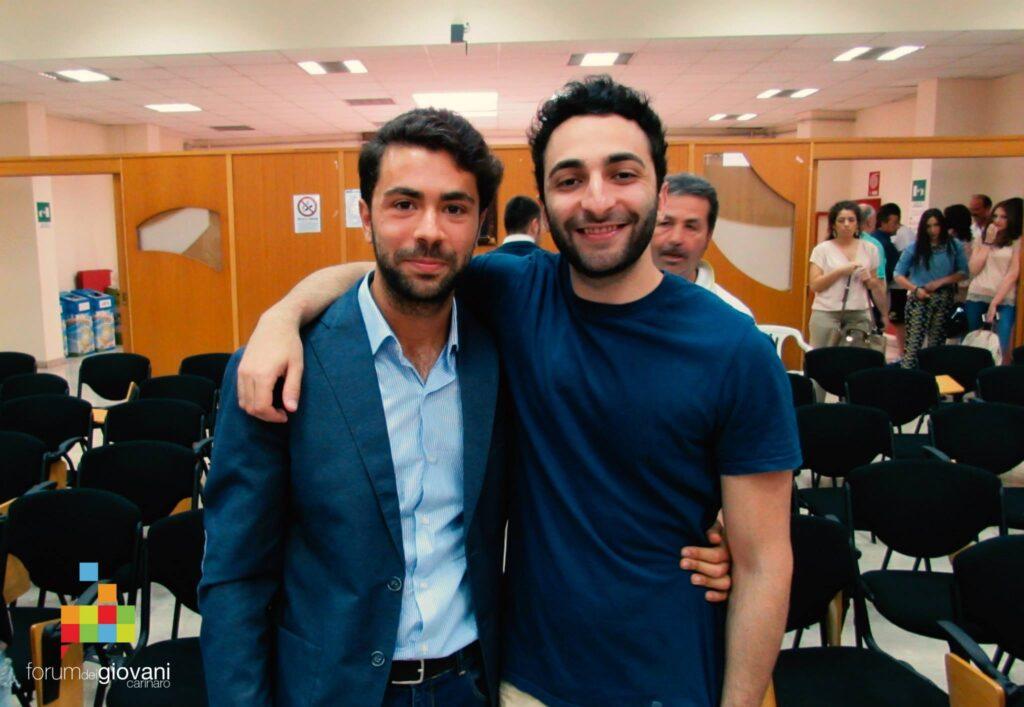 Carinaro – Forum Giovani 2015 insediamento (1)