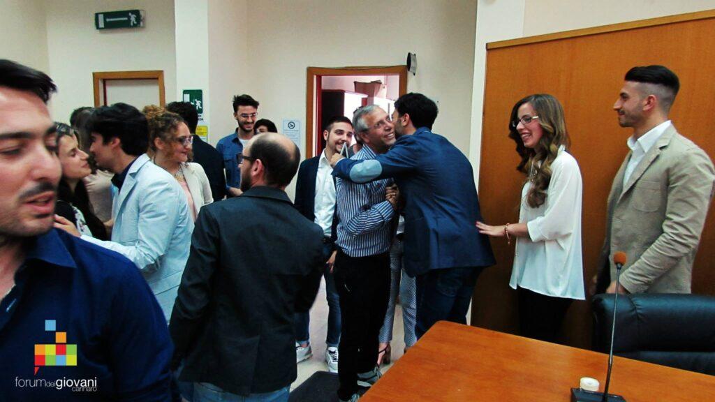 Carinaro – Forum Giovani 2015 insediamento (16)