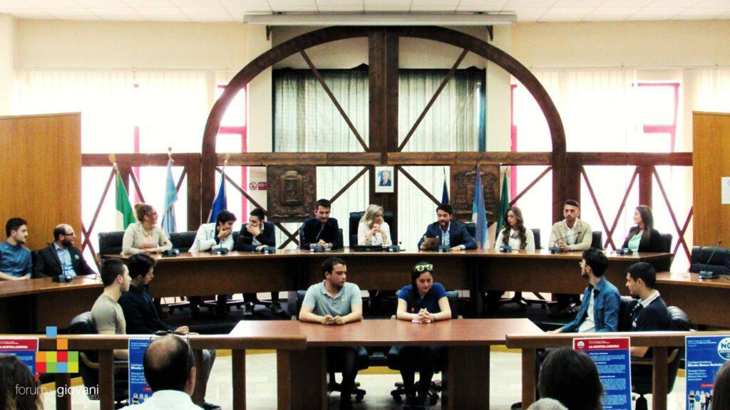 Carinaro – Forum Giovani 2015 insediamento (20)