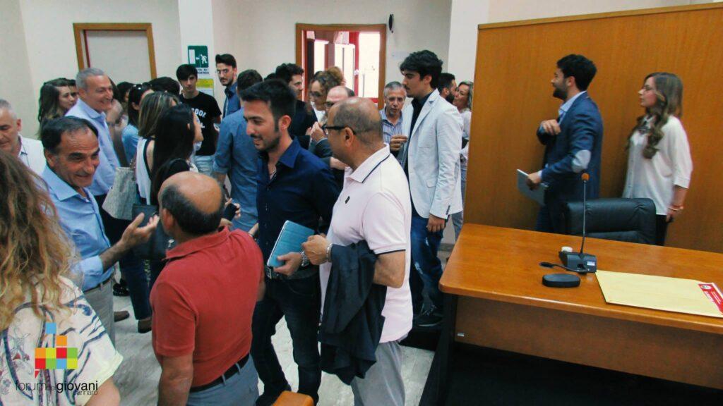 Carinaro – Forum Giovani 2015 insediamento (29)