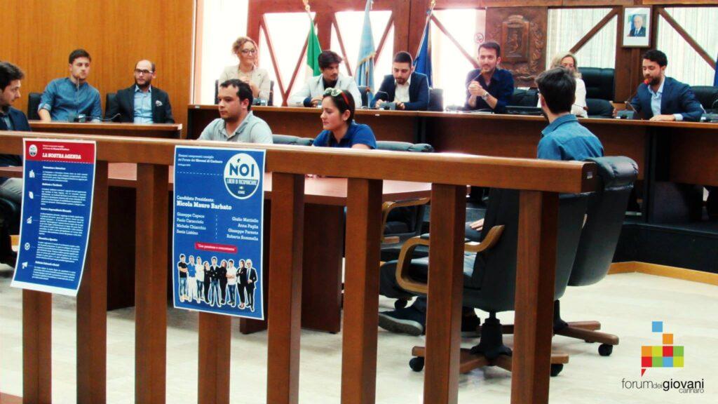 Carinaro – Forum Giovani 2015 insediamento (34)