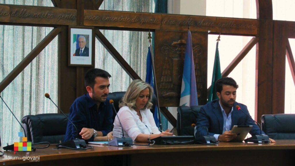 Carinaro – Forum Giovani 2015 insediamento (39)