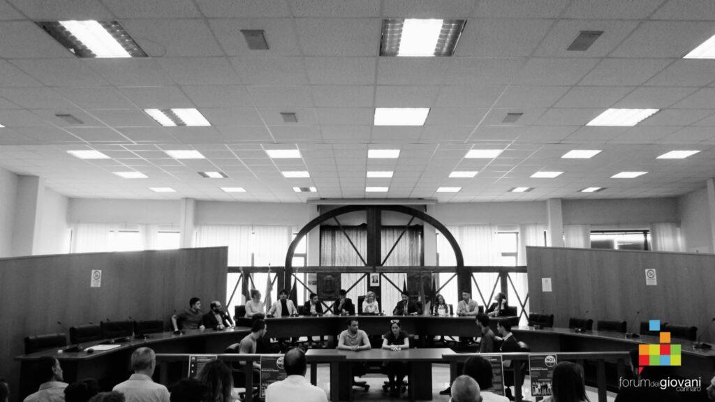 Carinaro – Forum Giovani 2015 insediamento (9)