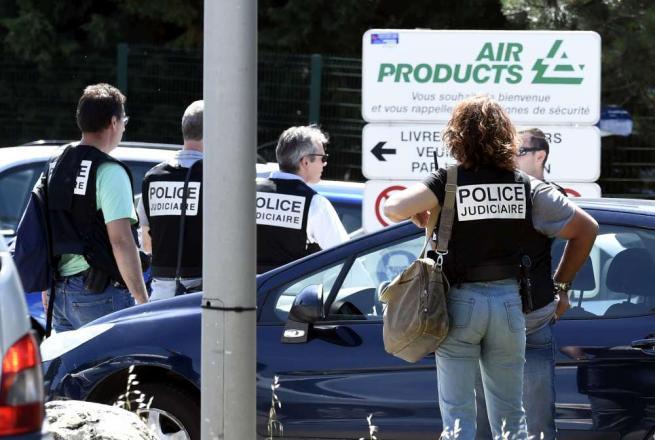 Francia attentato fabbrica (1)