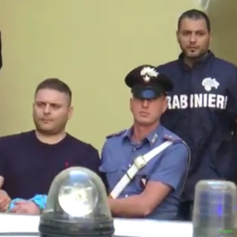 Arresti Napoli