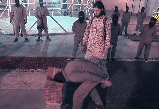 Isis addestramento (2)