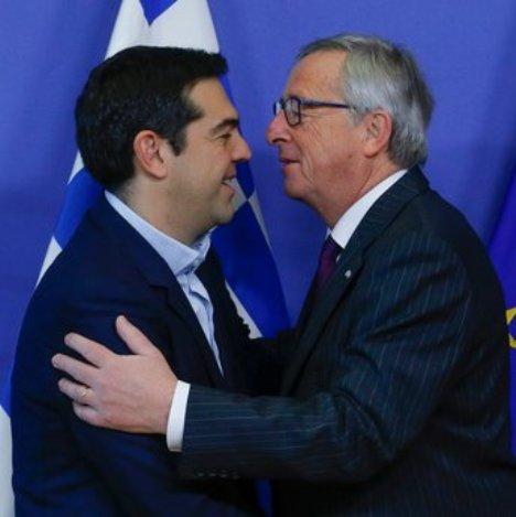 Juncker – Tsipras