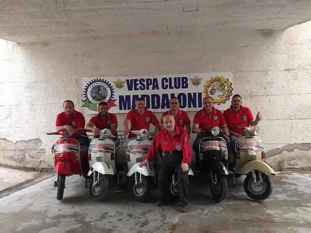 Maddaloni – Vespa Club (1)