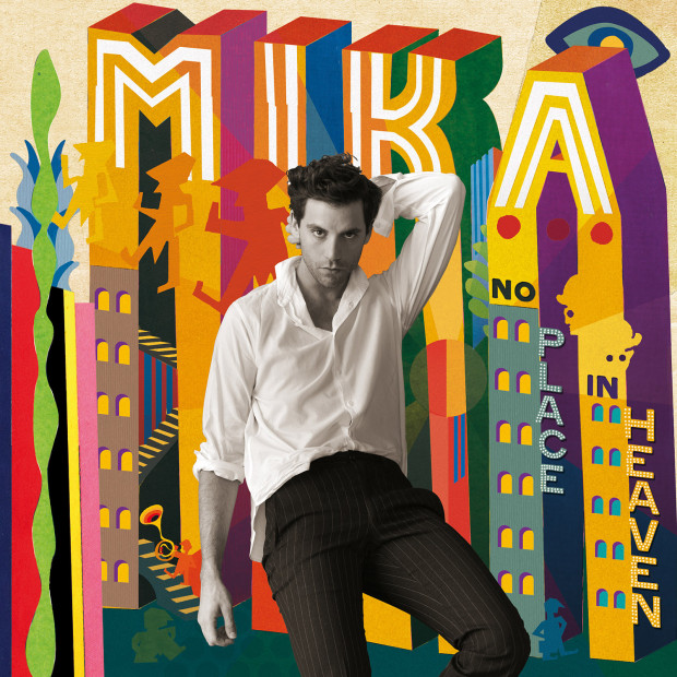 Mika – No place in the heaven