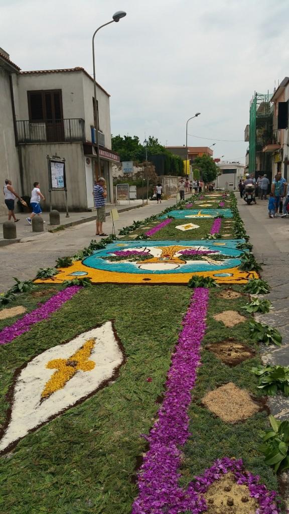 Mondragone – Infiorata 2015 (21)