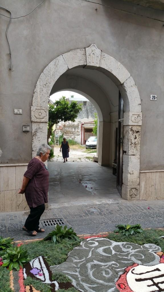 Mondragone – Infiorata 2015 (37)