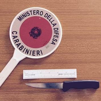 Mondragone – coltello