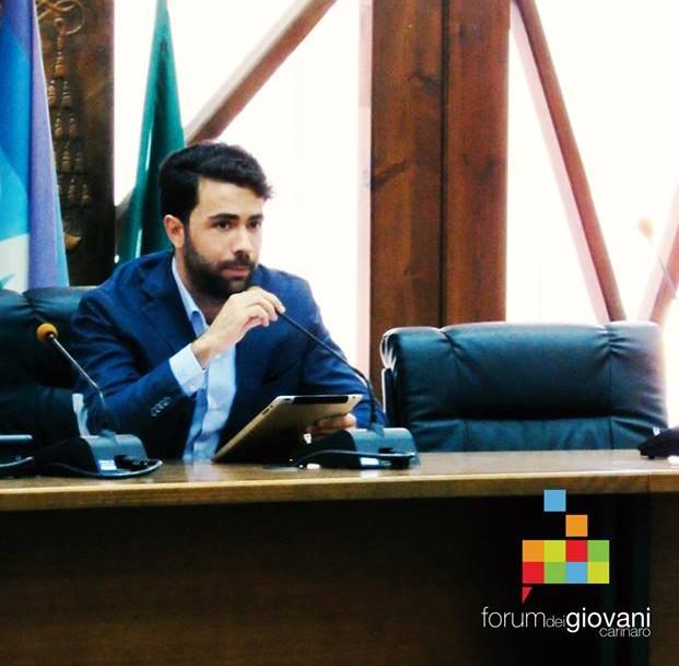 Presidente Forum dei Giovani