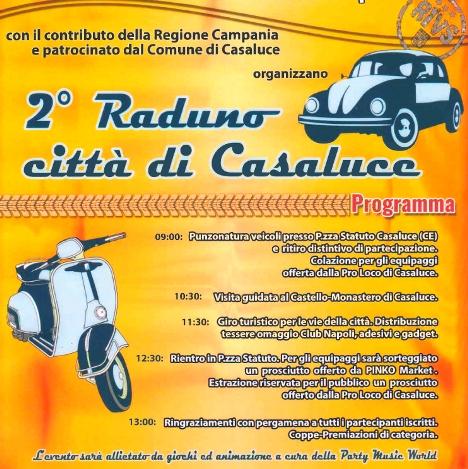 Raduno Casaluce