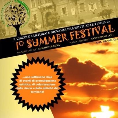 Summer Festival Sant'Arpino