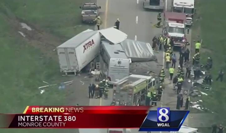 Usa – bus italiano incidente (8)