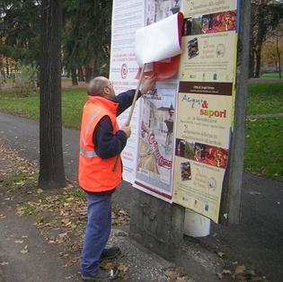 affissioni manifesti
