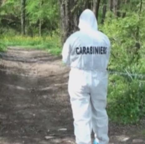 carabinieri omicidio campagna