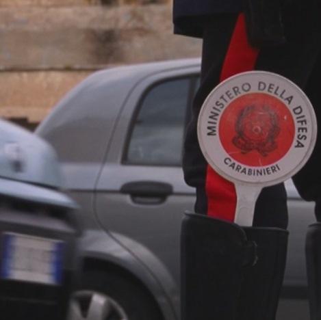 carabinieri strada