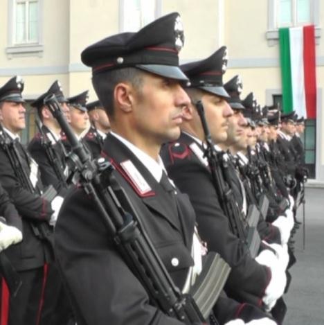 carabinieri cerimonia