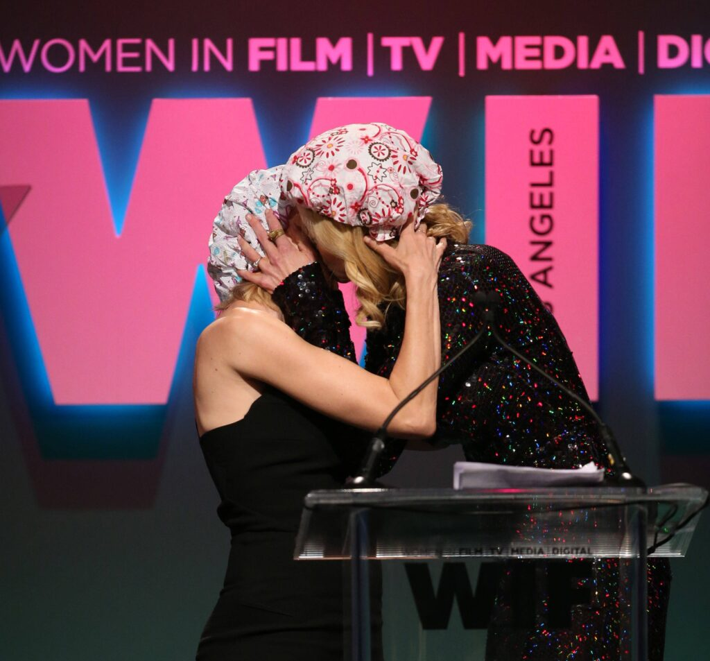 WOMEN IN FILM CRYSTAL AND LUCY AWARDS