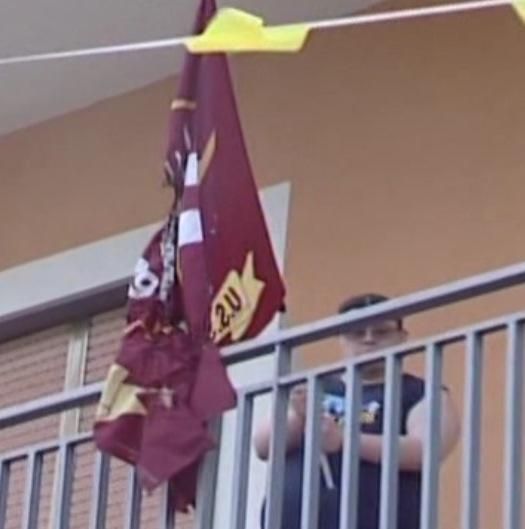 salernitana bandiera