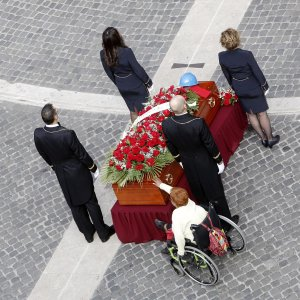 Ingrao funerali