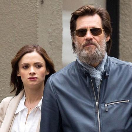Jim Carrey e Cathriona White
