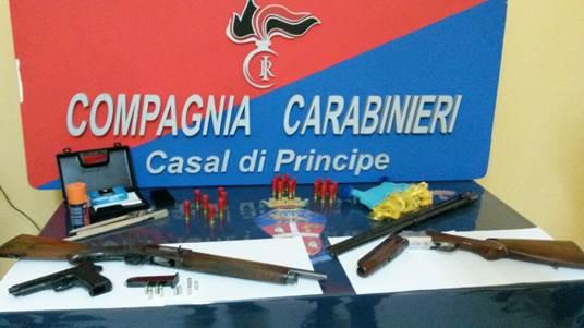 armi rapinatori casale