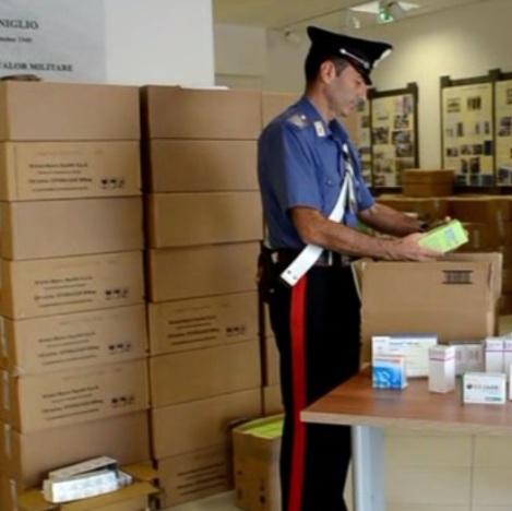 carabinieri farmaci