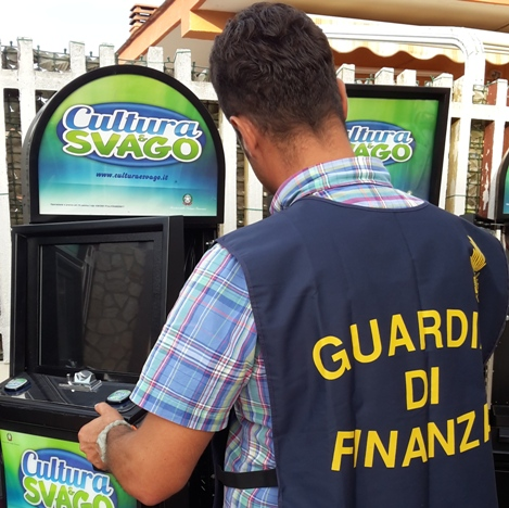 finanza slot machine