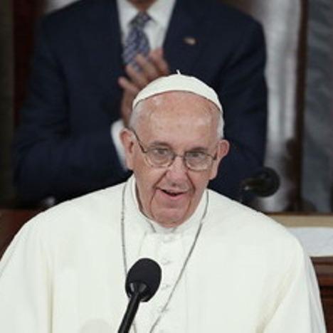 papa francesco congresso