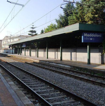 stazione maddaloni