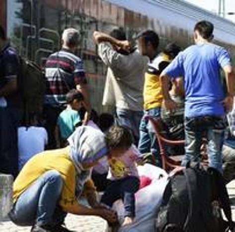 treni migranti