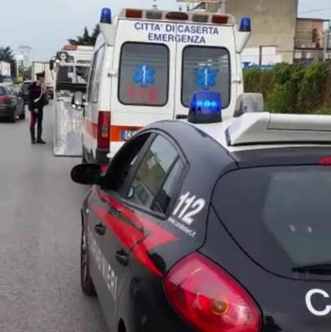 ambulanza carabinieri