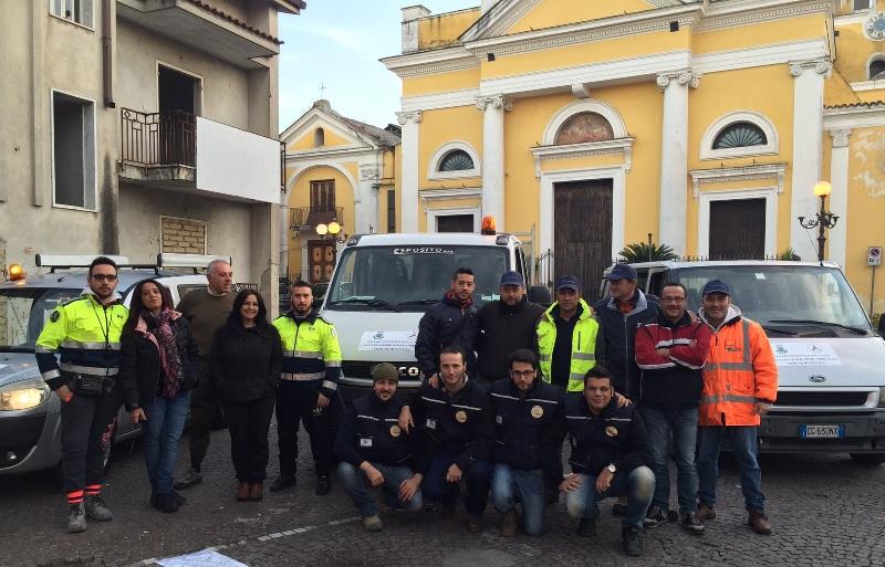 cesa protezione civile