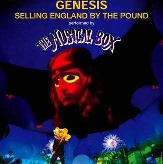 genesis musical box
