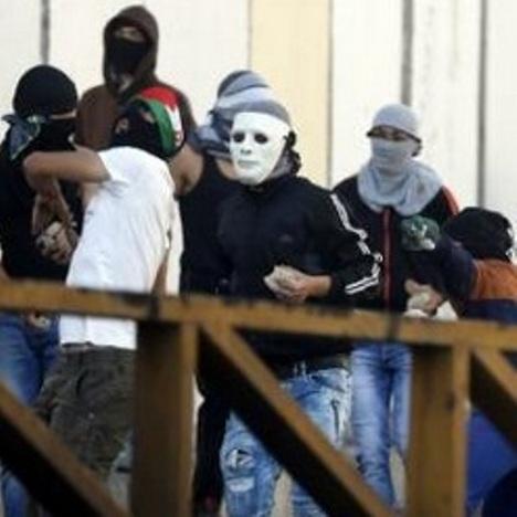israele scontri