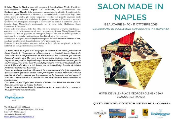 salon made in naples
