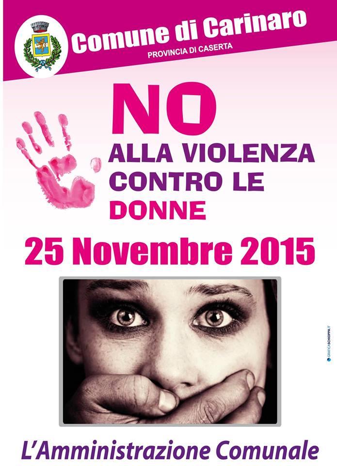 carinaro violenza donne