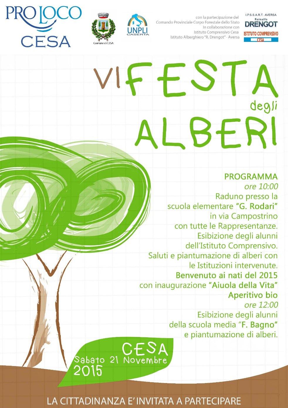 festa alberi cesa 2015
