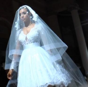 Abiti da sposa napoli marinella