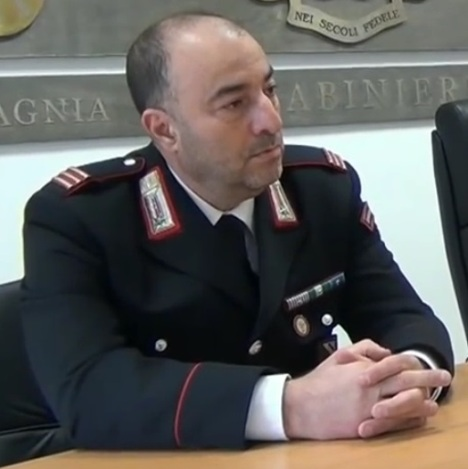 Giuseppe Oliva (Carabinieri)