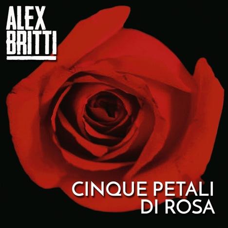 Cover Cinque petali di rosa