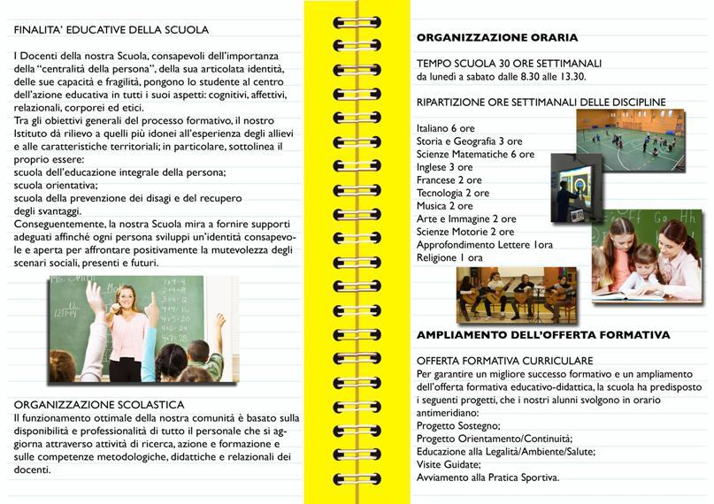 Brochure Open Day