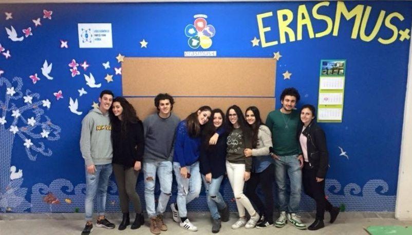 Erasmus +(Foto)