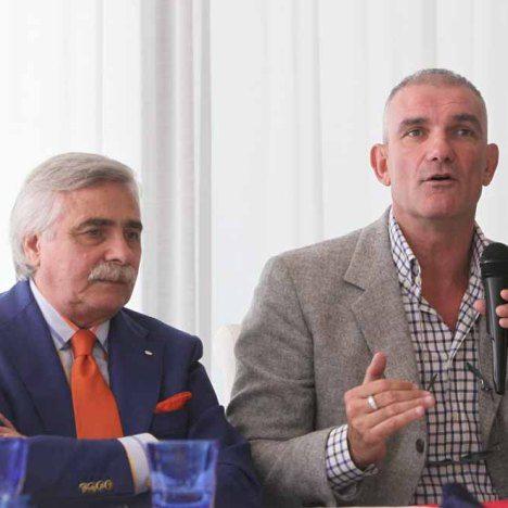 Il direttore sportivo Alberico Vitullo