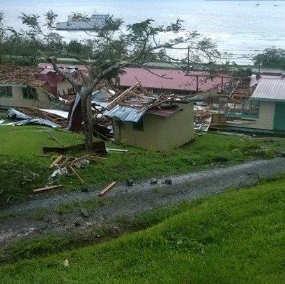 ciclone Fiji
